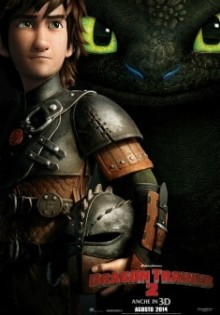Dragon Trainer 2 (2014)