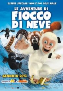 Le avventure di Fiocco di Neve (2012)