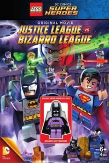 Lego Super Heroes: Justice League vs. Bizarro League (2014)