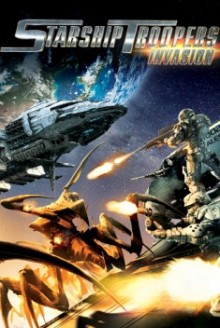 Starship Troopers: l'Invasione (2012)