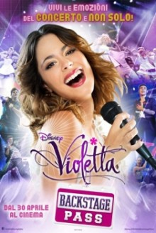 Violetta Backstage Pass (2014)