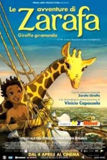 Le avventure di Zarafa – Giraffa giramondo (2013)