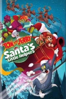 Tom E Jerry Piccoli Aiutanti Di Babbo Natale (2014)