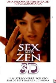 Sex and Zen 3D – Extreme Ecstasy (2011)