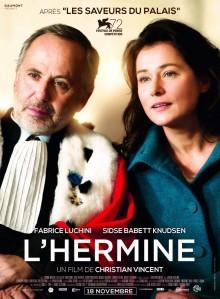 L'hermine - La corte (2015)