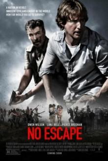 No escape - Colpo di stato (2015)
