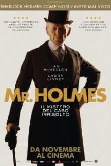 Mr. Holmes - Il mistero del caso irrisolto (2015)