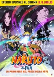 Naruto il film: La primavera nel paese della neve (2015)