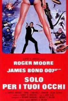 007 – Solo per i tuoi occhi (1981)