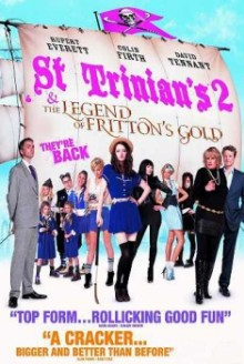 St. Trinian's 2: La Leggenda Del Tesoro Segreto (2009)