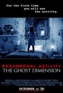 Paranormal Activity: La dimensione fantasma (2015)