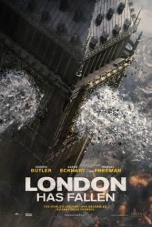 Attacco al potere 2 - London has fallen (2015)