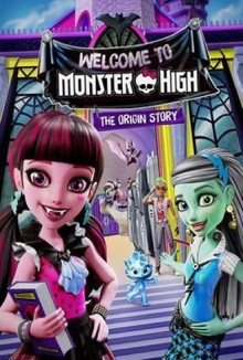 Monster High: Benvenuti alla Monster High (2016)