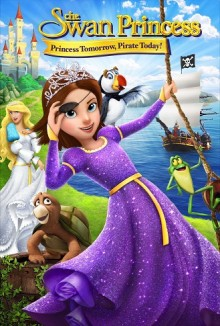 L'incantesimo del lago: La Principessa Pirata (2016)