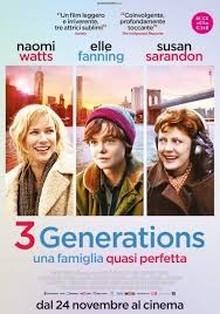 3 Generations - Una famiglia quasi perfetta (2015)