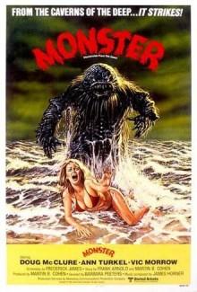 Monster – Esseri ignoti dai profondi abissi (1980)