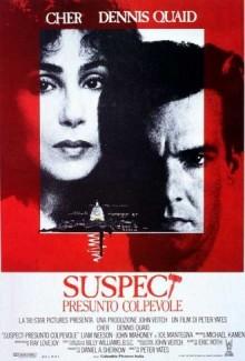 Suspect. Presunto colpevole (1987)