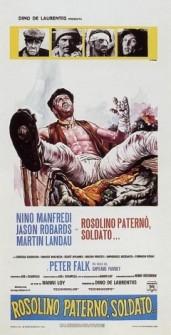 Rosolino Paternò, soldato... (1970)