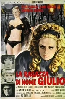 La ragazza di nome Giulio (1970)