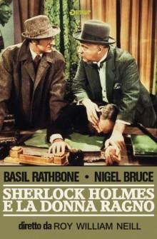 Sherlock Holmes e la donna ragno (1944)