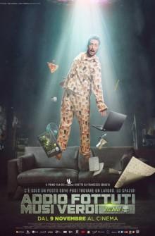 The Jackal: Addio fottuti musi verdi (2017)