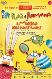 Pipì, Pupù, Rosmarina in Il Mistero delle note rapite (2017)