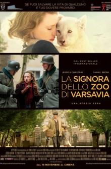La signora dello zoo di Varsavia (2017)