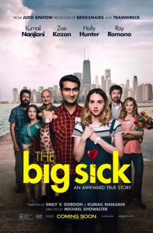 The Big Sick – Il matrimonio si può evitare… l'amore no (2017)