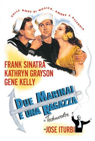 Due marinai e una ragazza – Canta che ti passa (1945)