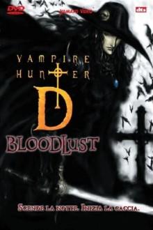 Vampire Hunter D – Bloodlust (2000)