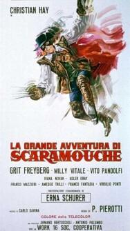 La grande avventura di Scaramouche (1970)