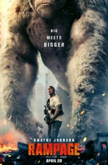 Rampage - Furia animale (2018)