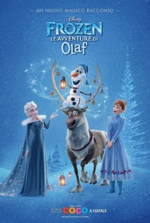 Frozen – Le avventure di Olaf (2017)