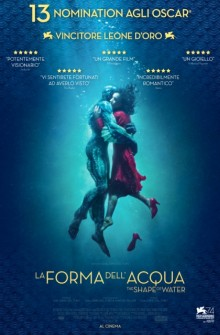 The Shape of Water – La Forma dell'Acqua (2017)