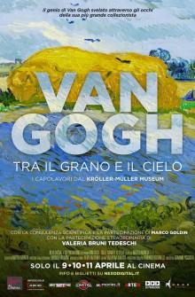 Van Gogh - Tra il grano e il cielo (2018)
