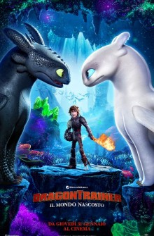 Dragon Trainer 3: Il mondo nascosto (2019)