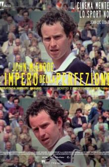 John Mcenroe - L'Impero della Perfezione (2018)