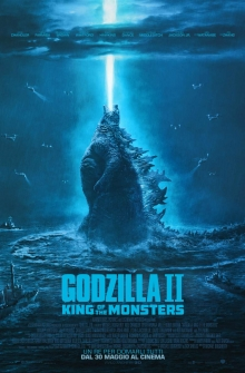 Godzilla II: King of the Monsters (2019)