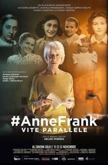 #Annefrank. Vite parallele (2019)