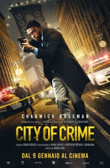 City of Crime (2020)