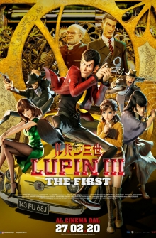 Lupin III - The First (2020)