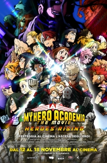 My Hero Academia the Movie 2: The Heroes Rising (2020)