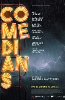 Comedians (2021)