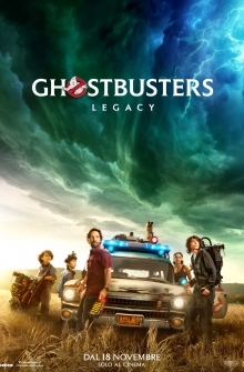 Ghostbusters 3: Legacy (2021)